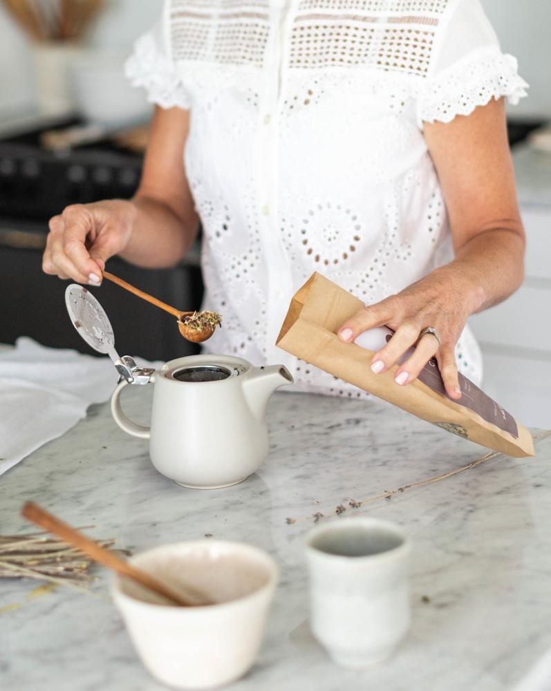 Glow tea - Wellness Blend from the Wellness Blog
