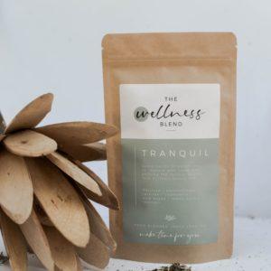 Tranquil tea - Wellness Blend from the Wellness Blog
