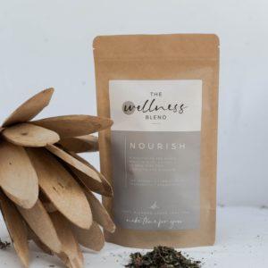 Nourish tea - Wellness Blend from the Wellness Blog