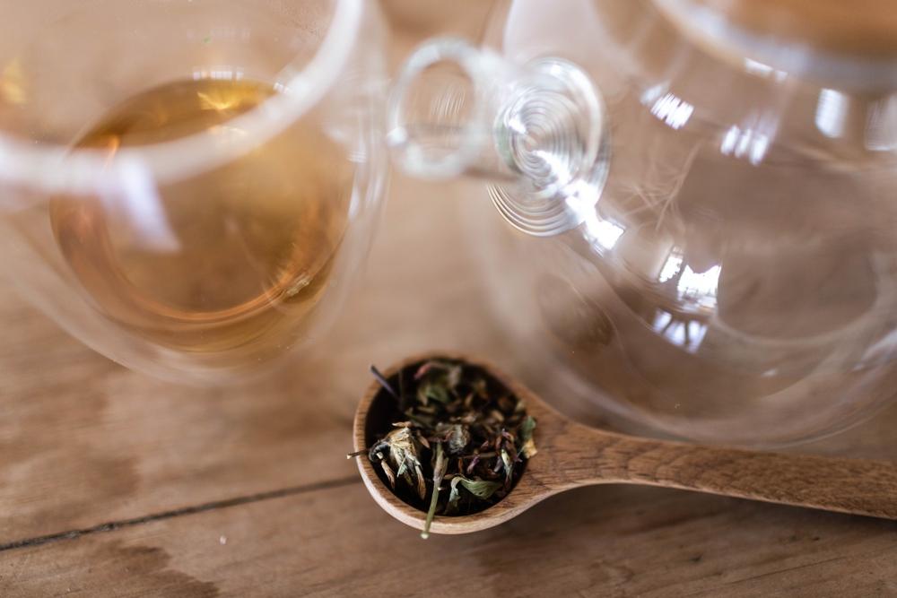 Restore tea - Wellness Blend from the Wellness Blog