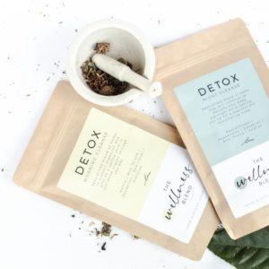 Morning Detox - Wellness Blend from the Wellness Blog