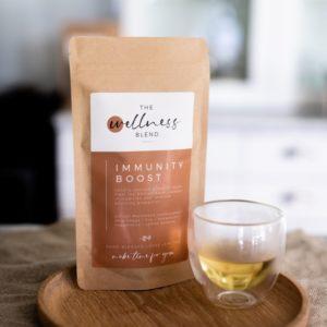Immunity Boost tea blend Wellness Blend teas