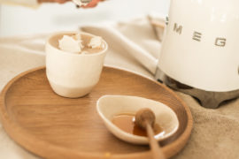 Ways to enjoy our new HOT CACAO